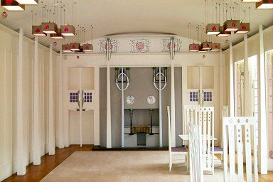 Charles Rennie Mackintosh