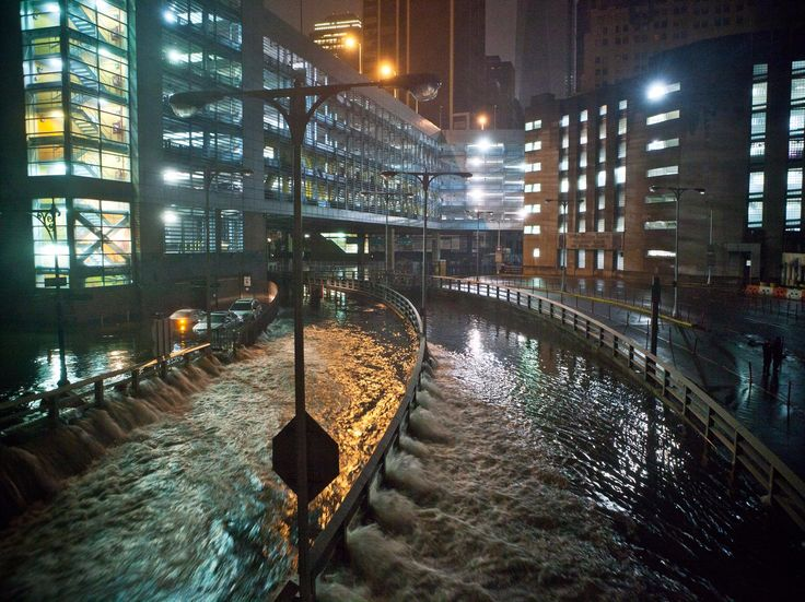 Image result for hurricane andrew storm surge