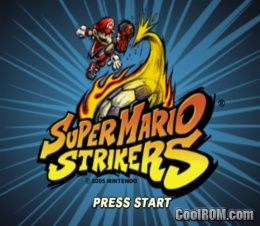 Super Mario Strikers ROM (ISO) Download for Nintendo Gamecube - CoolROM.com