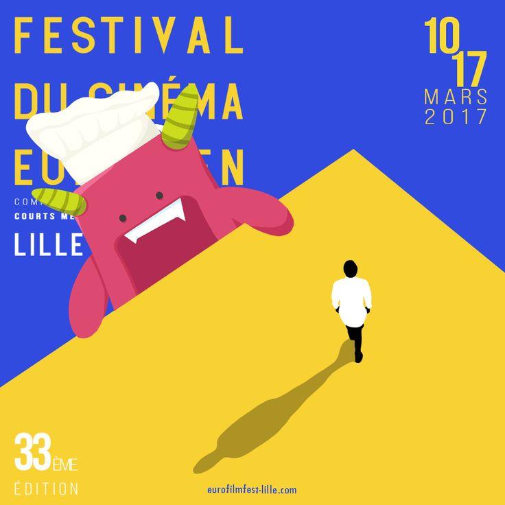 Koliddon s'est rendu au festival du cinéma européen à Lille afin de découvrir les court métrage représenté par les 15 pays en compétition