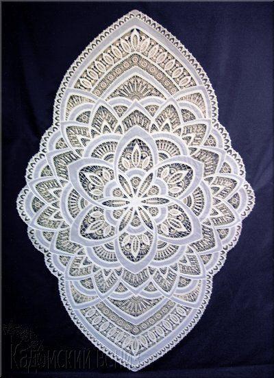 Embroidery style veniz Kadomsky lace-tale. Discussion on LiveInternet - Russian Service Online Diaries