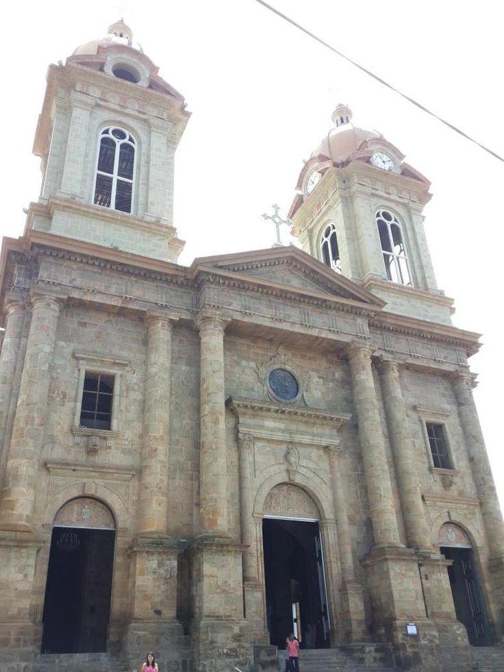 Catedral Socorro Santander Colombia