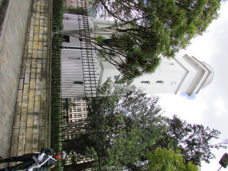 Observatorio Astronómico de Bogotá is located at the Presidential Palace, Casa de Narino Bogotá.