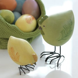 Easter decorations from Pentik