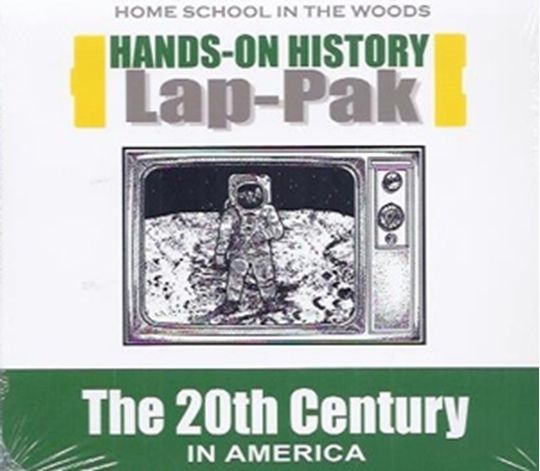 Hands-On History Lap-Pak - The 20th Century in America