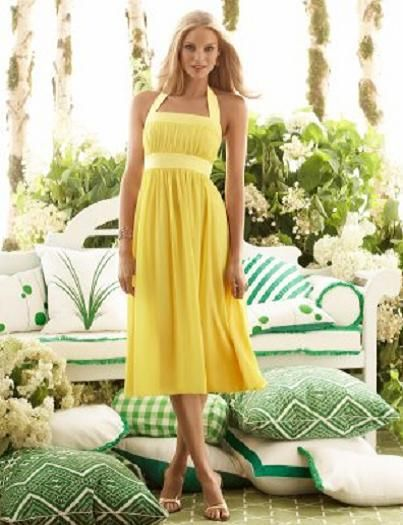 Summer Casual Dresses. I have the floor length one. I could get it shortened.