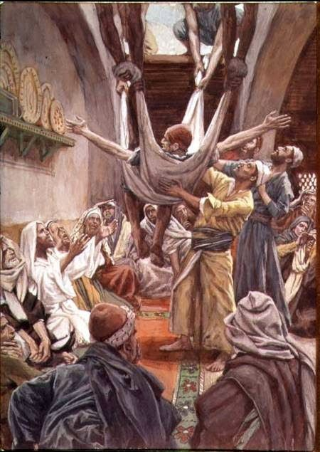 1000 Images About Jesus Heals The Paralytic Man On