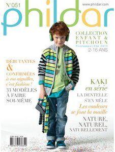 Phildar - Catalogue Enfants №51 2011 ok