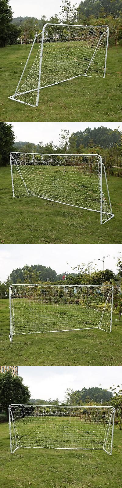 Goals and Nets 159180: New 12X6ft Full Size For Soccer Goal Post Junior Sports Training Football H7h5 -> BUY IT NOW ONLY: $42.69 on eBay!