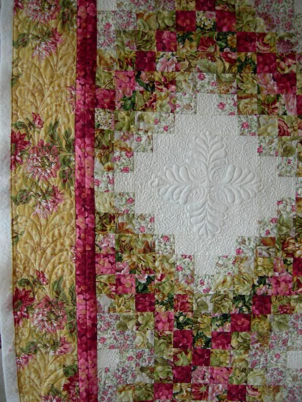 I really like this quilt!