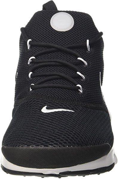 newest bd122 c646c Nike Presto Fly, Les Formateurs Homme, Noir (Black White Black)