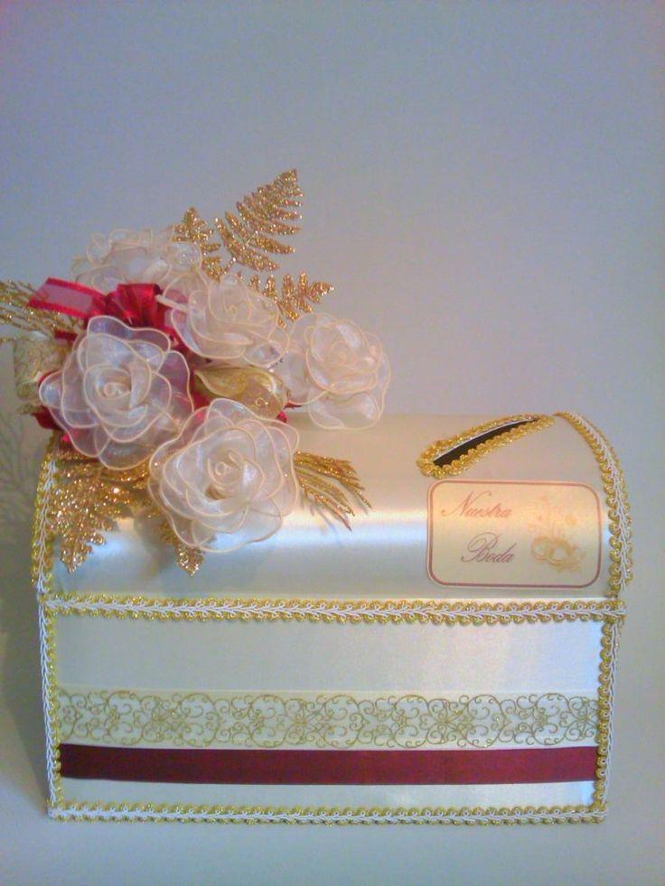 Buz n de regalos y tarjeton para 15 a os o boda se reali bsf en mercadolibre - Buzon vintage ...