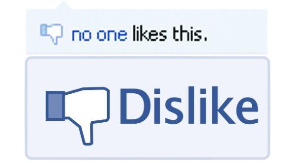 """Facebook a răspuns numeroaselor solicitări din partea utilizatorilor şi a lansat butonul de """"dislike"""", opusul funcţiei """"like"""", noua opţiune fiind disponibilă momentan doar în mesaje, anunţă dailymail.co.uk."""