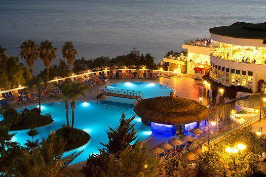 Turkey resort lovely