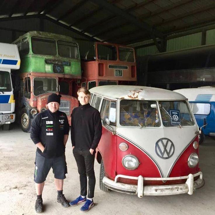 Die Geschichte von Kelly Volkswagen
