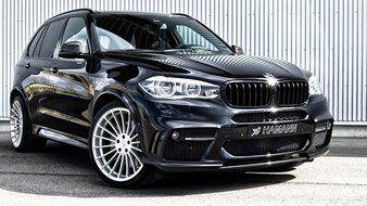 Tuning : BMW X5 par Hamann