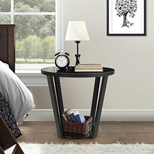 Lifewit Round Nightstand End Table Coffee Snack Sofa Side... https://www.amazon.com/dp/B01LWLFP51/ref=cm_sw_r_pi_dp_x_O52KybQSGCP1A