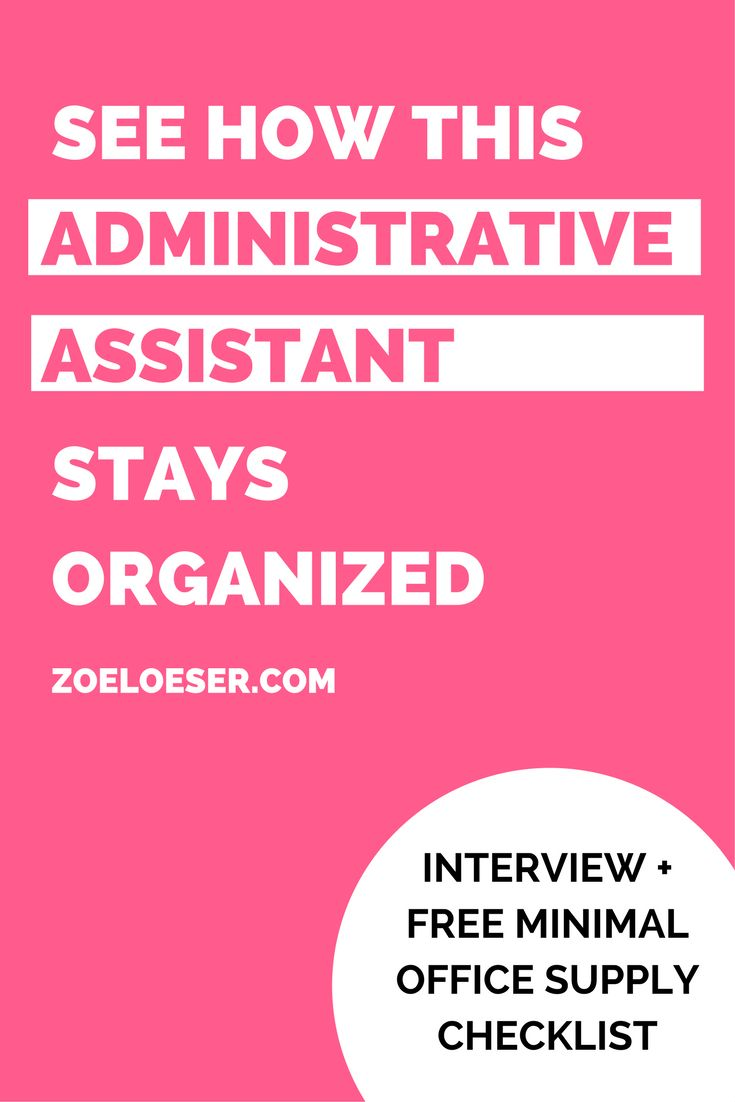 25 best ideas about Administrative Assistant on