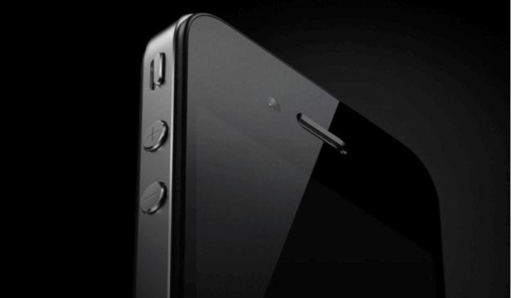Zwarte refurbished iPhone 4S