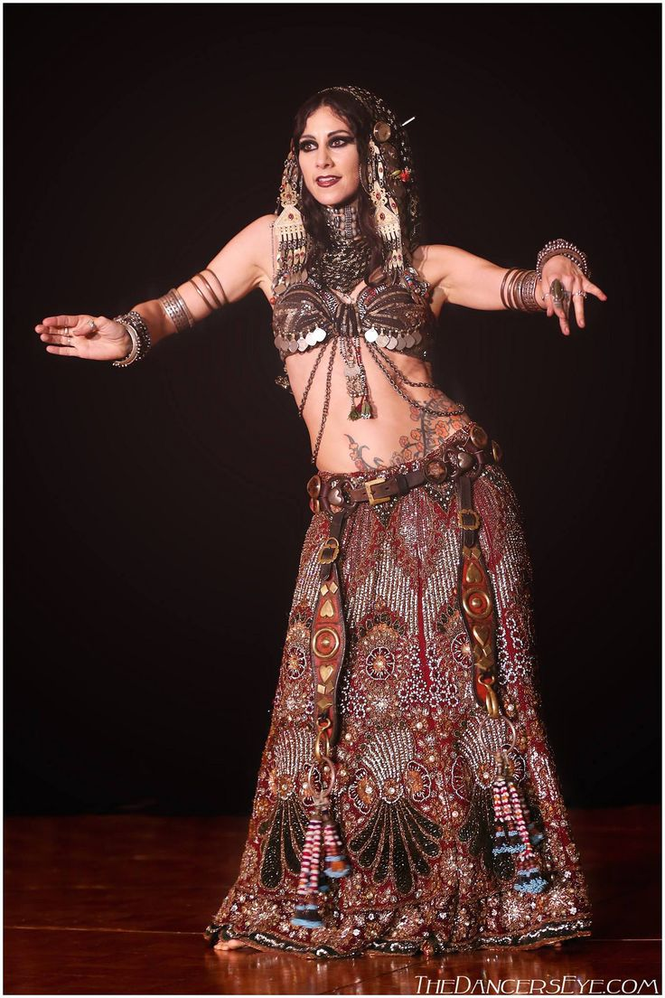 Rachel Brice - Tribal Revolution 2014 | Photo by The Dancers… | Flickr