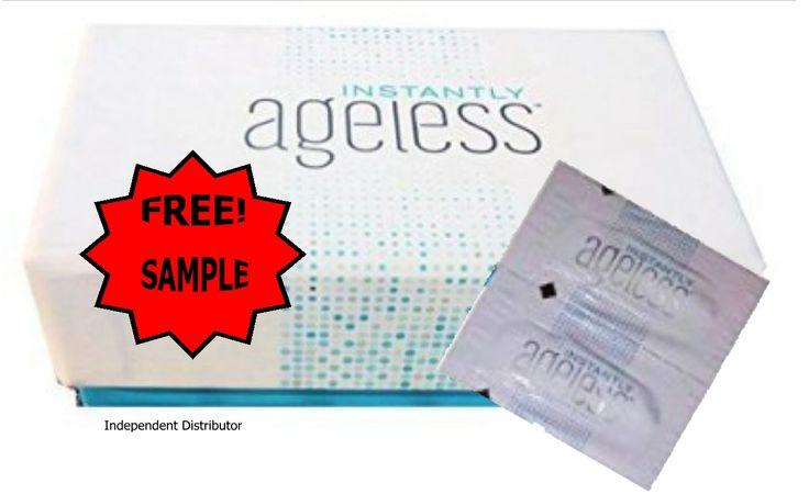 2 Free Instantly Ageless Sachets #InstantlyAgeless #Luminesce #CellularRejuvenationSerum #Free #Samples