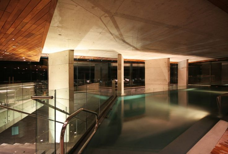 Hotel del Valle Spa – Enjoy Santiago / Estudio Larraín