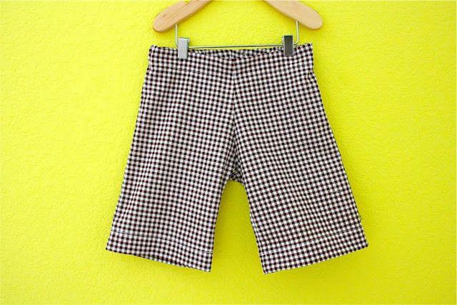 TUTORIAL: KID Shorts   MADE