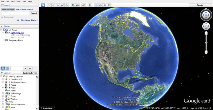 Google earth pro v4.2 patched