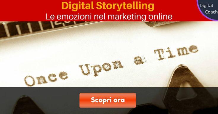 Emozionare attraverso il racconto è il fine del Digital Storytelling. Una risorsa preziosa per il marketing delle aziende. Leggi i consigli di Sonia Milan