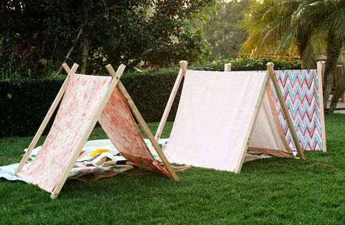 Top 25 best a frame tent ideas on pinterest toddler for Homemade wall tent frame