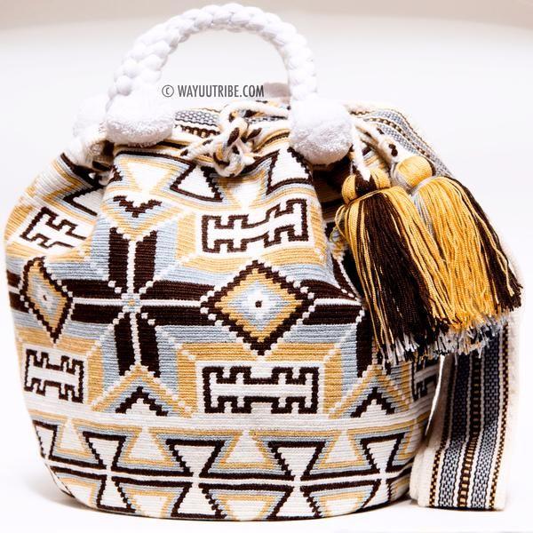 Limited ED. Hermosa Wayuu Bag - MOCHILAS WAYUU BAGS - 1