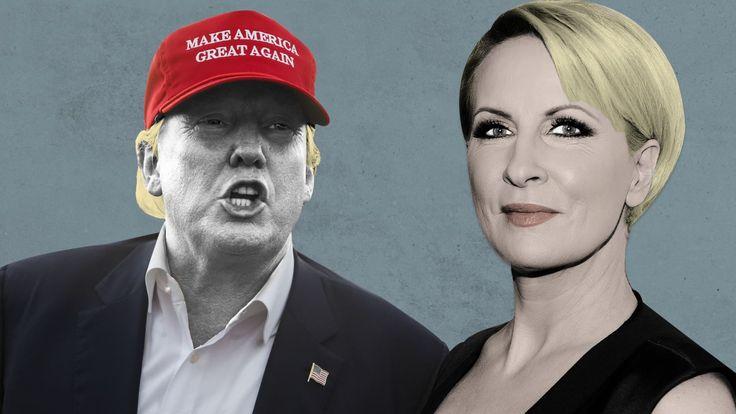 Mika Brzezinski Trump Told Me He Knew Birtherism Was 'Bad