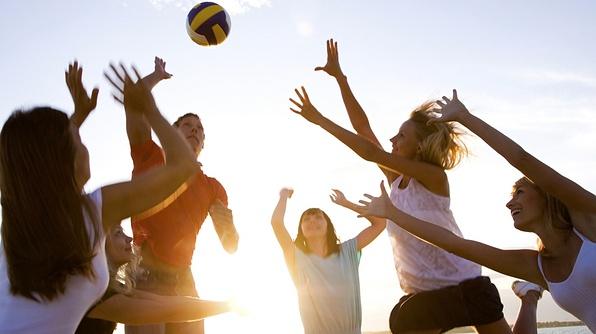 Volley Ball Anyone...