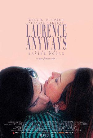 Affiche de Laurence Anyways – Film de Xavier Dolan