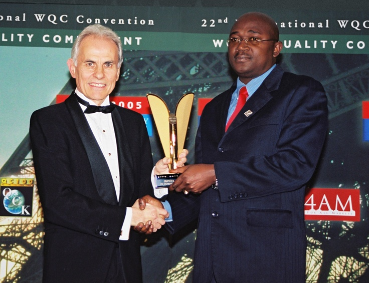 B.I.D. Quality Award Winner Endiama is Angola's Shining Diamond