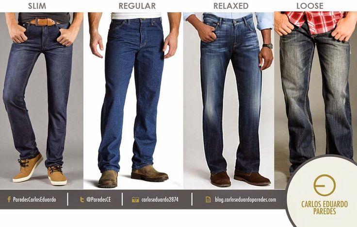 Elige tus jeans según tu tipo de cuerpo ~ El Blog que está de Moda
