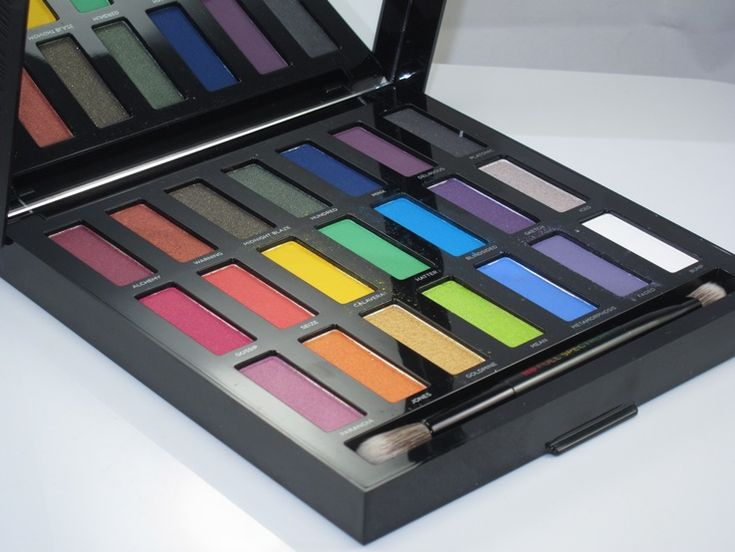 Urban Decay Cosmetics Full Spectrum Eyeshadow Palette