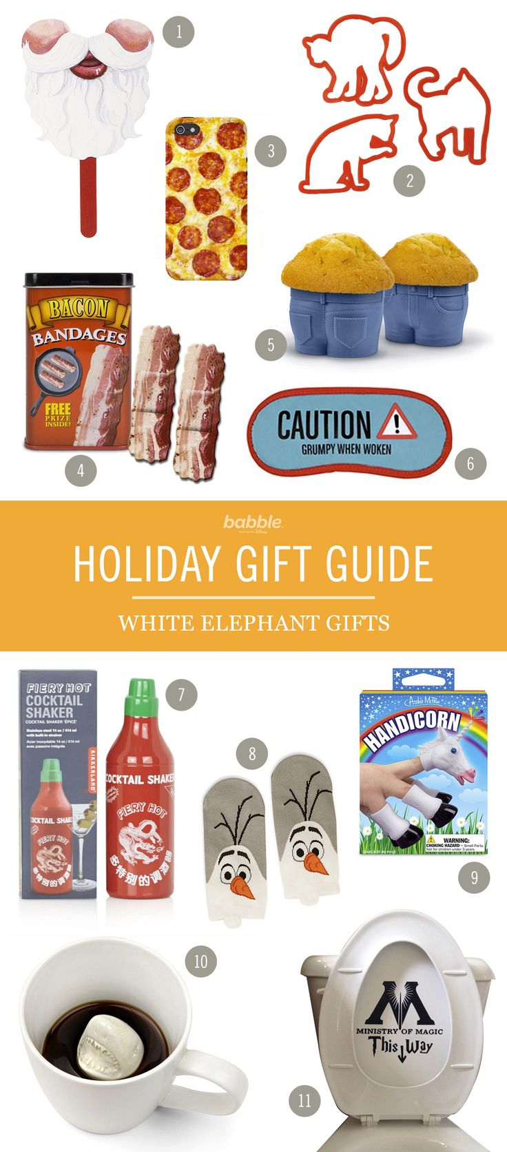 Gag Gifts For Your White Elephant Exchange