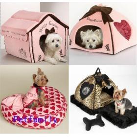 Juicy couture pet carrier purse
