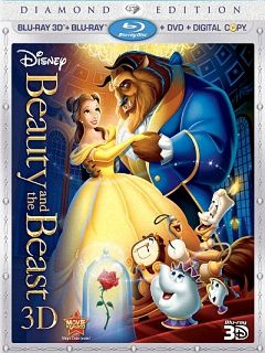 Beauty and the Beast [1991] 3D H-SBS 1080p [Ing-Lat] - CineFire.Tk