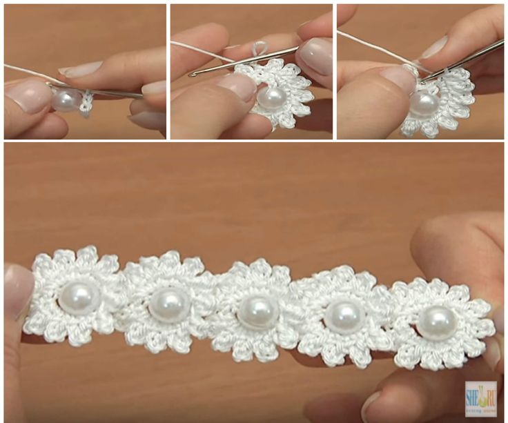 You will love this gorgeous Flower Chain Crochet Pattern and we have included an Easy Video Tutorial for you to try. Check out the ideas now.