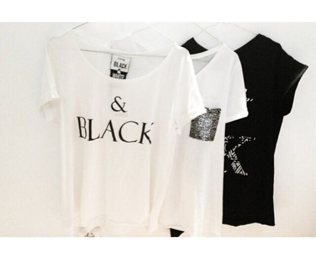 my new tees ❤️