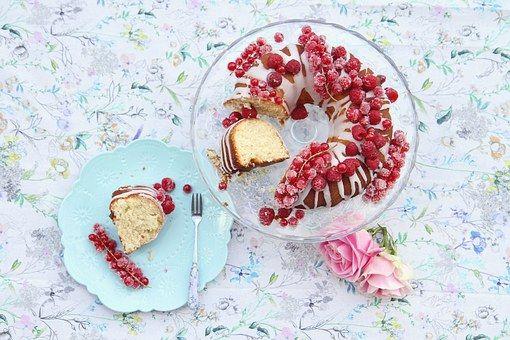 Ciastko, Żywności, Jagody, Malin