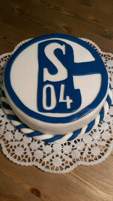 Motivtorte Schalke ❤