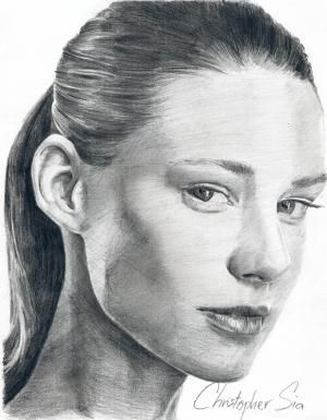 Drawing Realistic Pencil Portraits