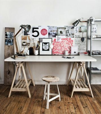 interior office table