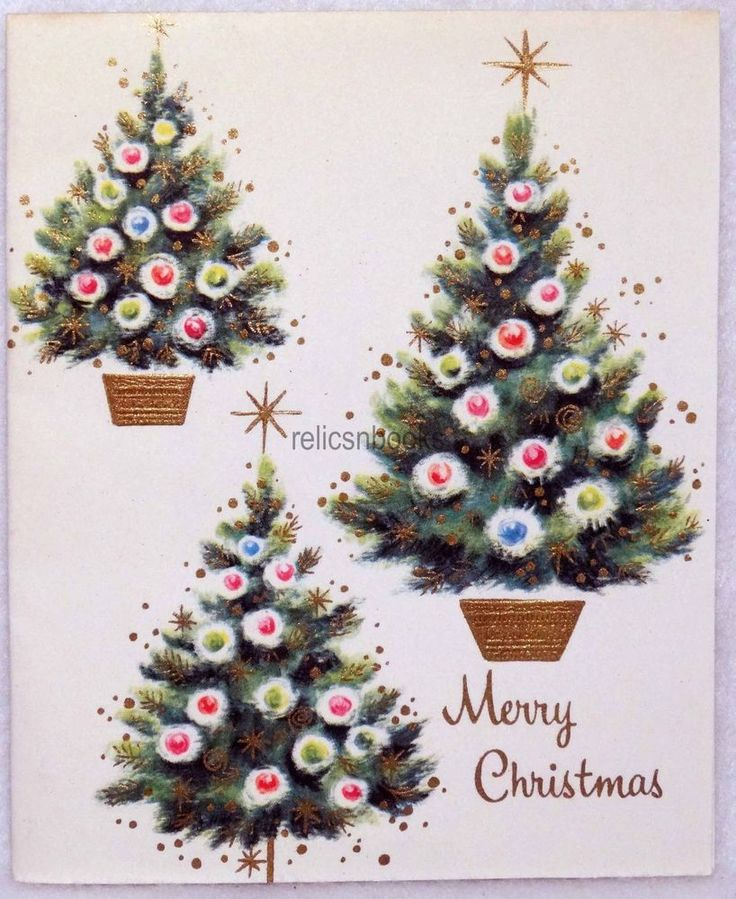 424 best images about Mid Century Modern CHRISTMAS on ...