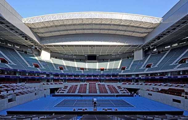 Национальный центр тенниса в Пекине