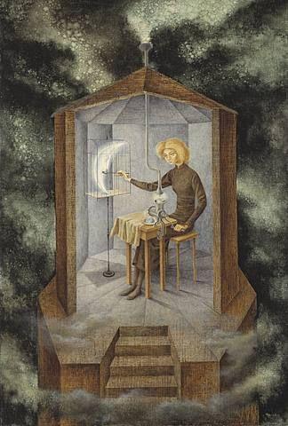 'Celestial Pablum,' Remedios Varo