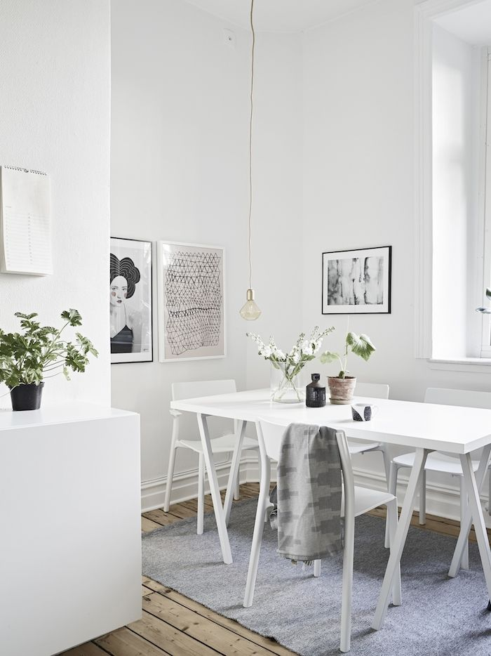 nordic style - dining